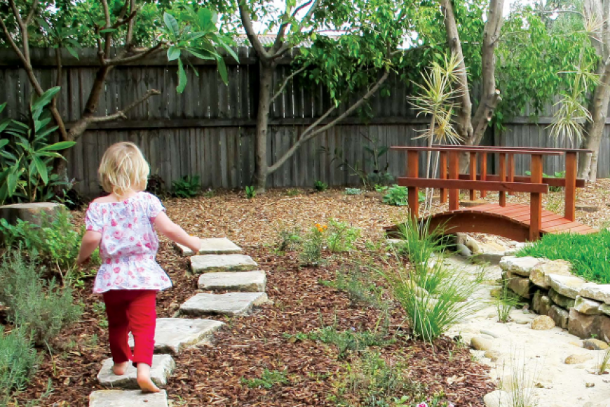 Kids, Gardens and Permaculture
