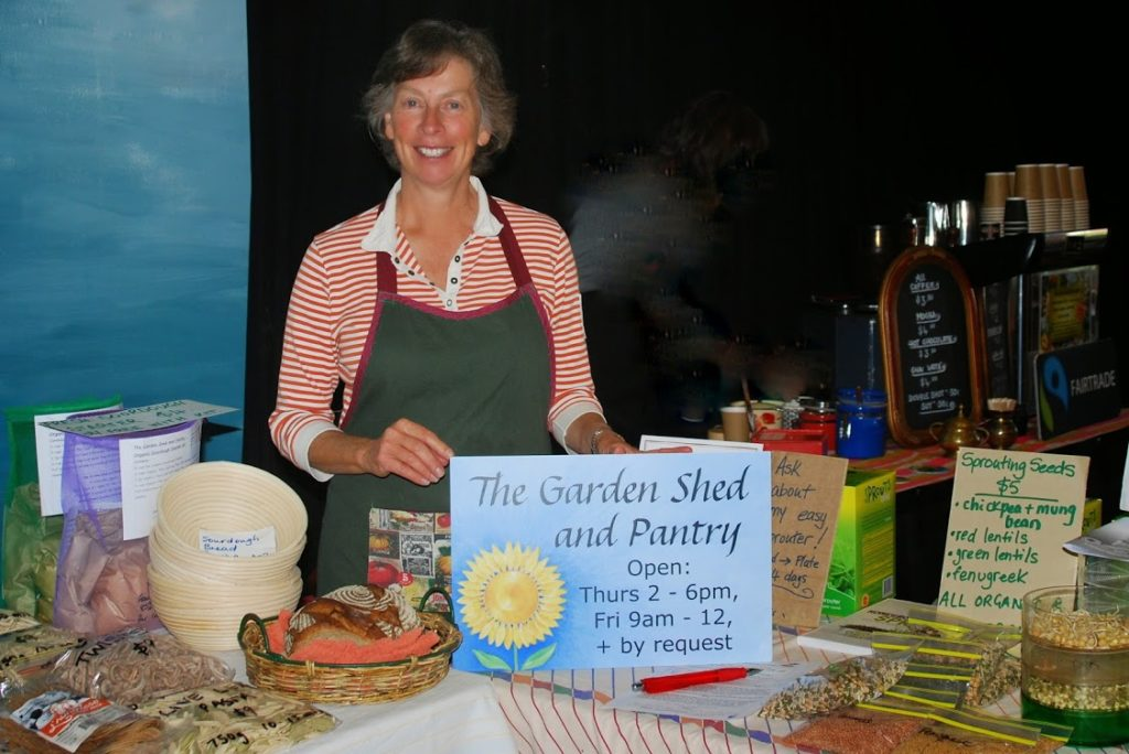 Garden Shed and Pantry Cygnet Tasmania, Pip Magazine Stockist