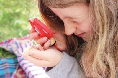5 Reasons to Teach Kids Permaculture