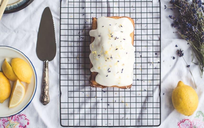 Zesty Zucchini Cake Recipe