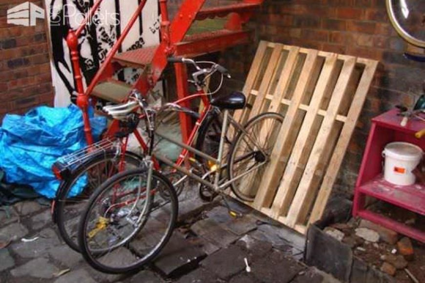 10 Clever Ways To Upcycle Pallets