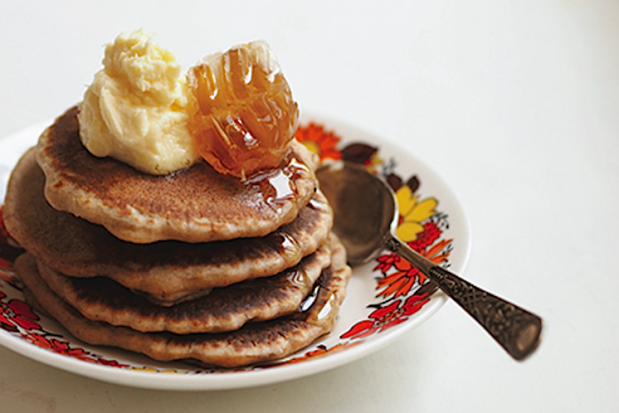 Buckwheat Pancakes Recipe Pip Magazine Sustainability And Permaculture