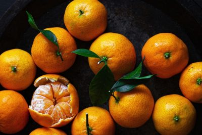 Raw Mandarin Shrub Recipe