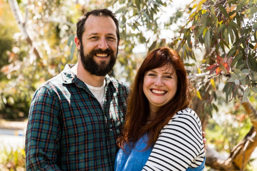 Pip Podcast #21 Waste-Free Living with Lauren and Oberon Carter