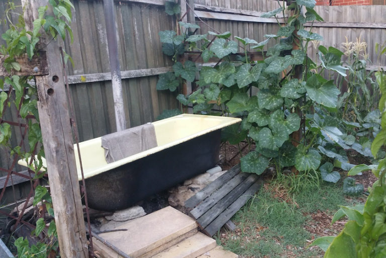 How to: Build your own fire bath