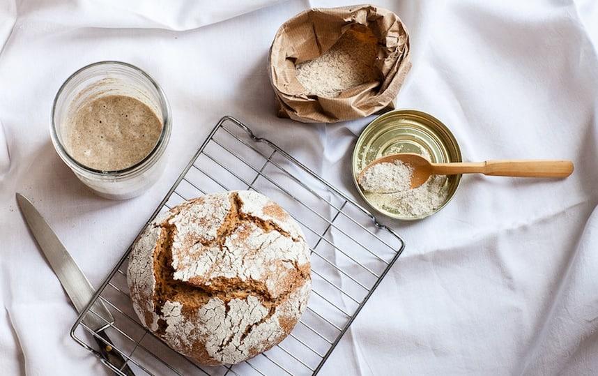 wheat free flour