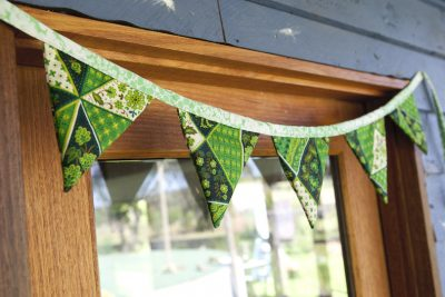 How To Make Your Own Recycled Bunting