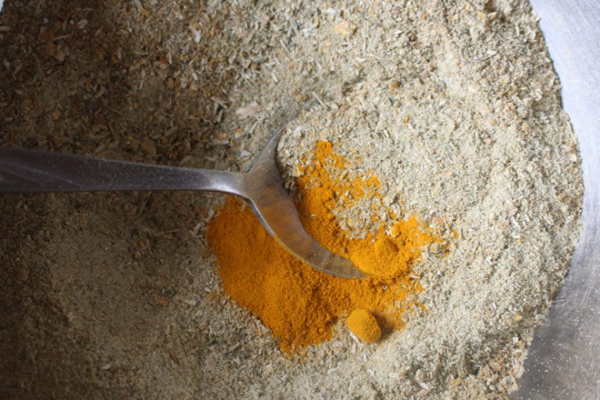 Making Your Own Homemade Stock Powder