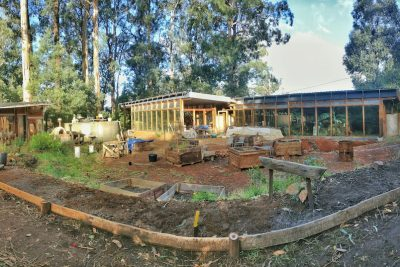 Building an Earthship: An Inspiring Story of Rebuilding After Bushfires