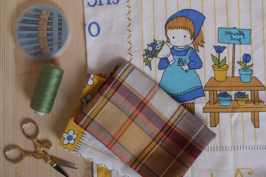 Make A DIY Handkerchief In 5 Easy Steps