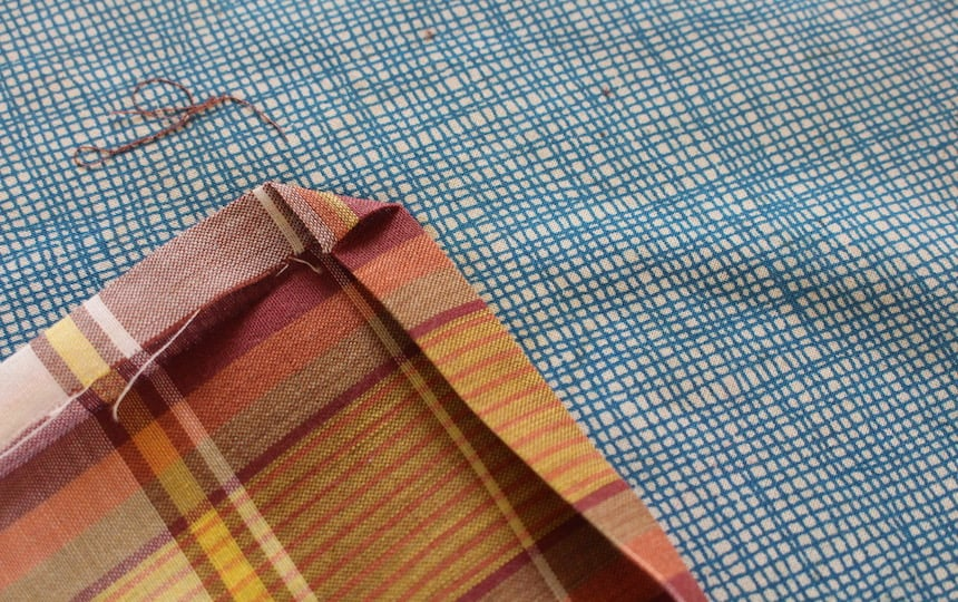 DIY handkerchief