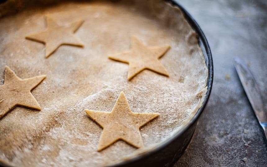 raw pastry