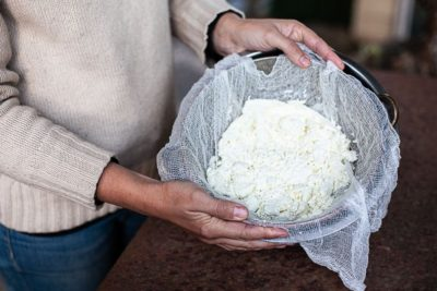 How To Make Goat Cheese
