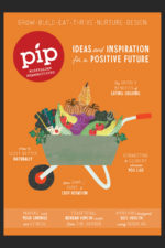 PIP Magazine current issue cover