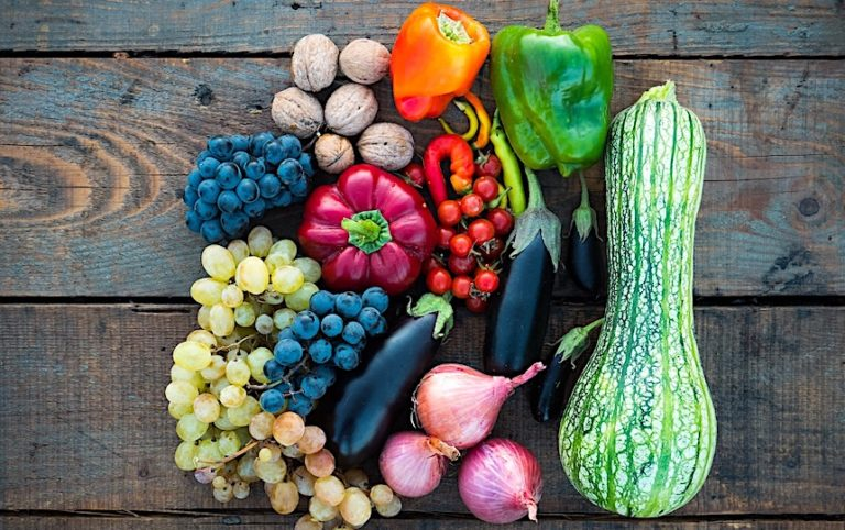 5 Principles of a Permaculture Diet