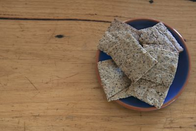 Grain Free Crackers Recipe