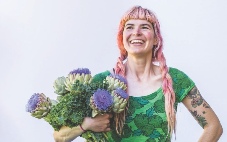 HANNAH MOLONEY good life permaculture