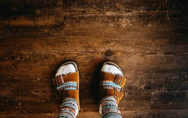 fixing Holey socks